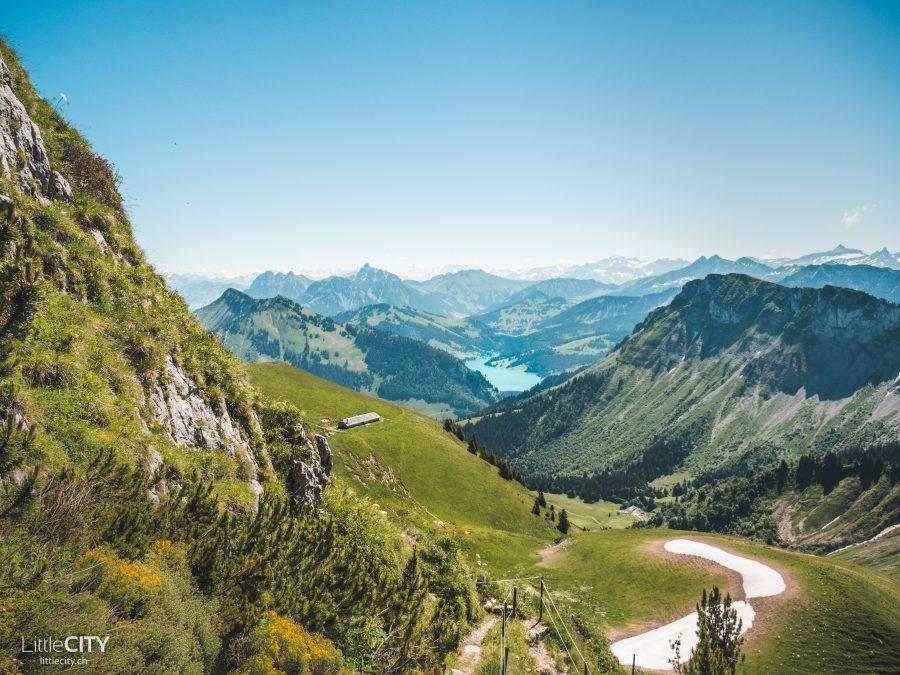 Rochers de Naye Montreux Ausflugstipp