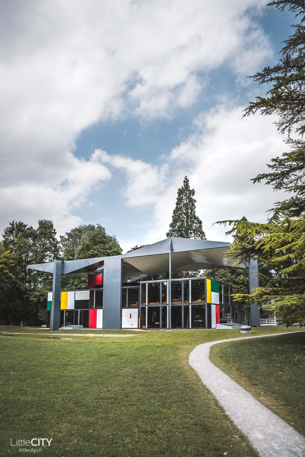 Centre Le Corbusier Zürich Sehenswürdigkeiten