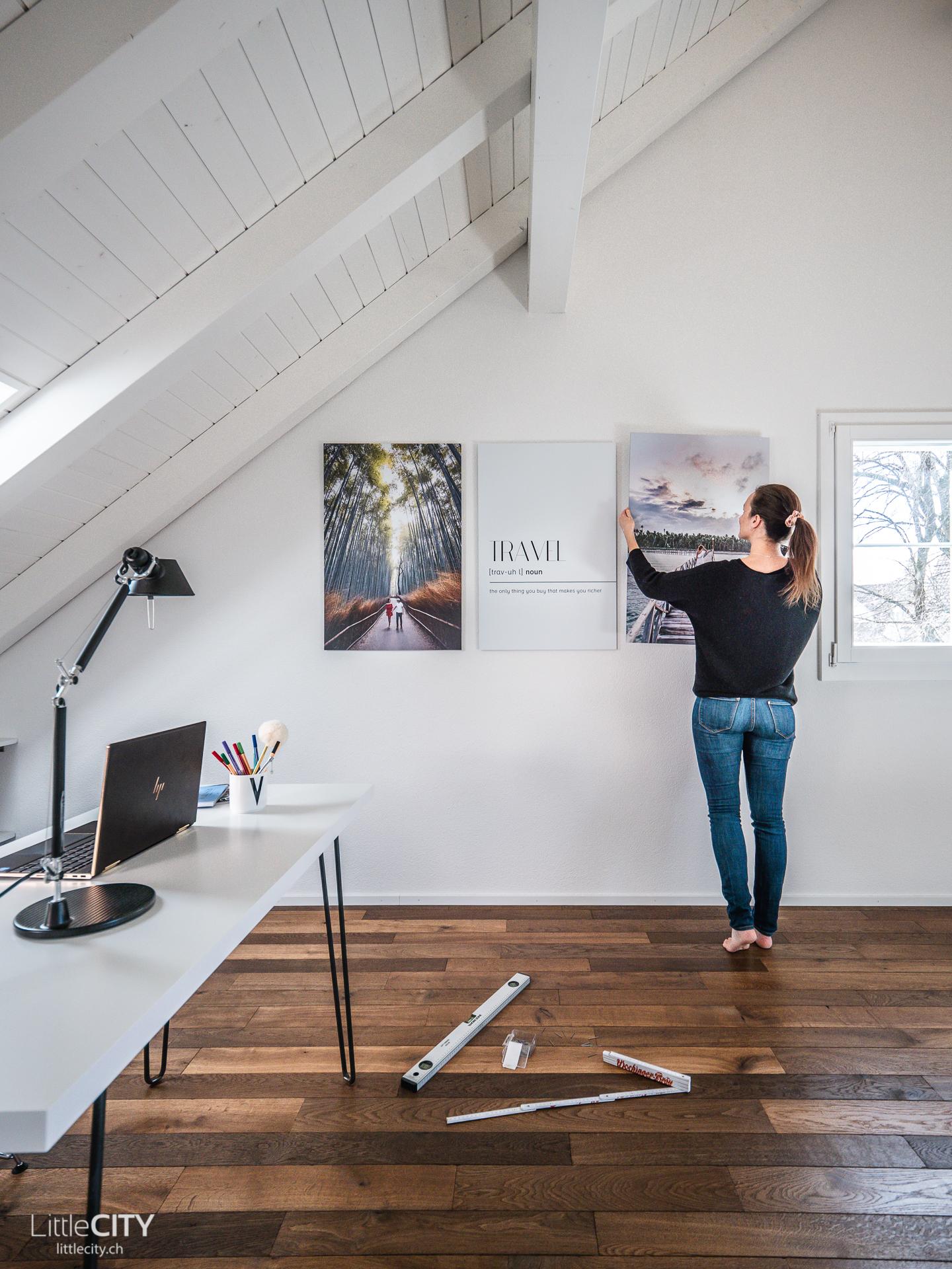 Büro Inspiration Bilder Foto Prints