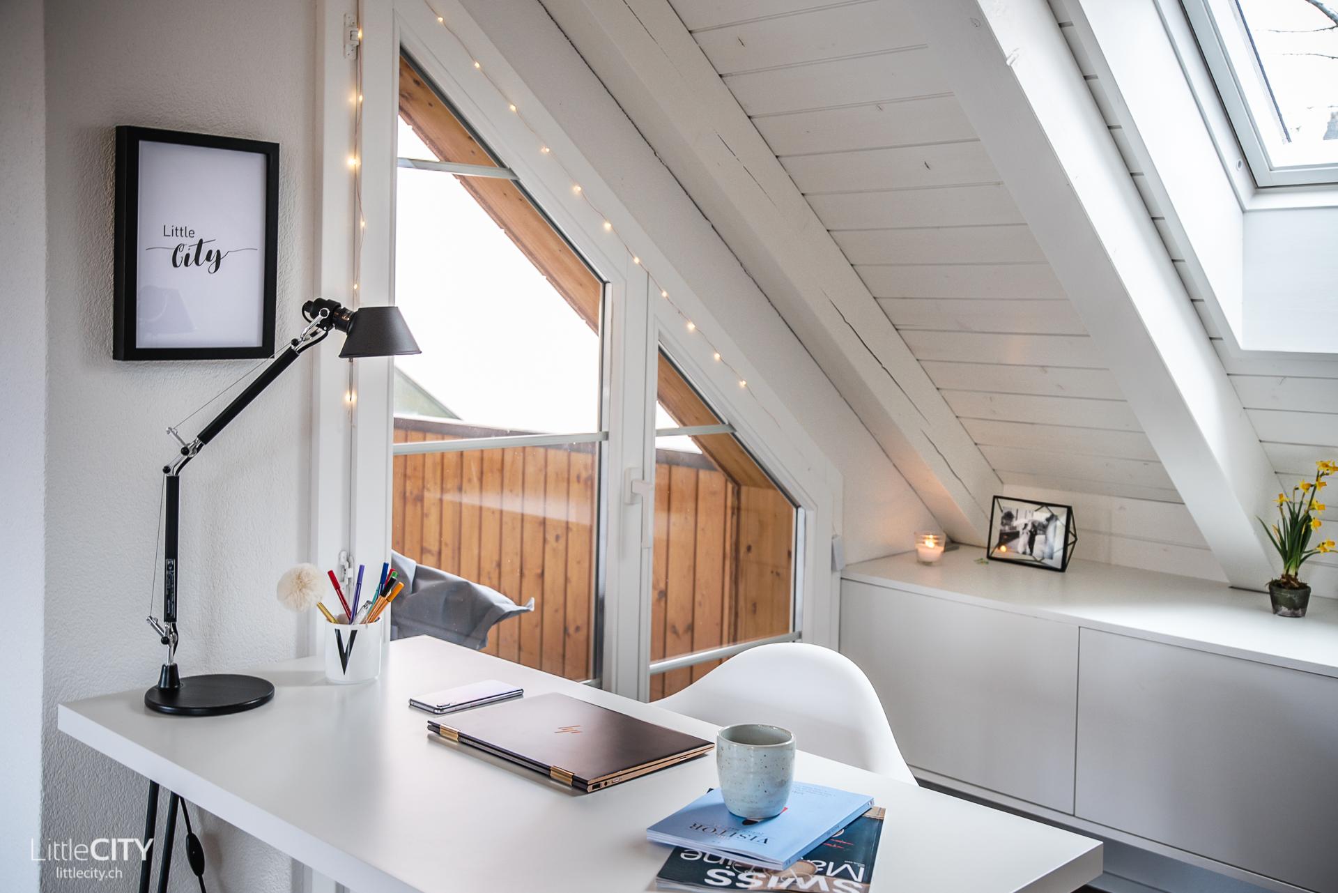 Büro Inspiration Schreibtisch Ideen