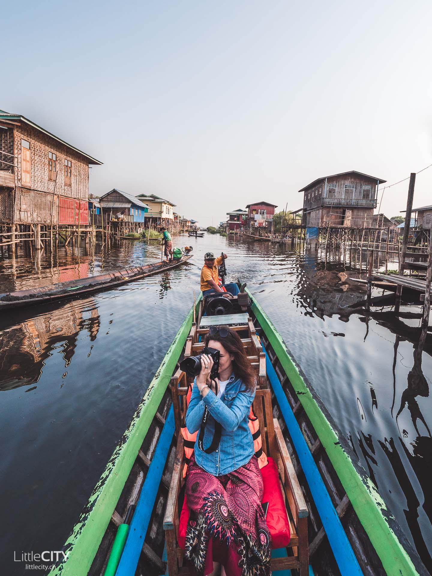 Inle Lake Myanmar Reisetipps