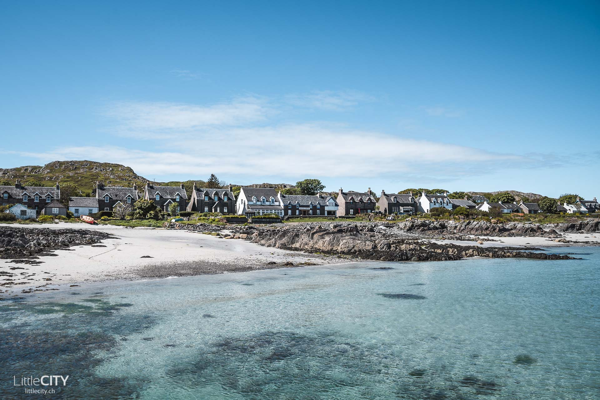Insel Iona Schottland