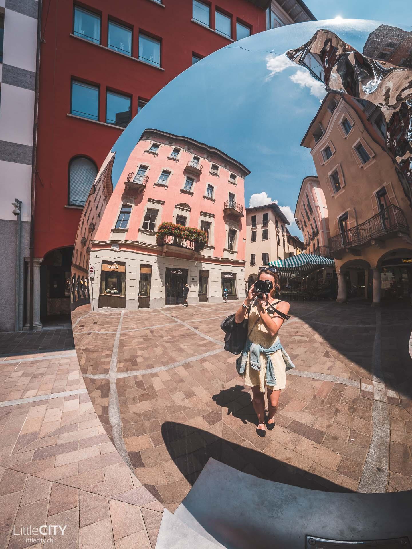 Lugano Sehenswürdigkeiten Altstadt