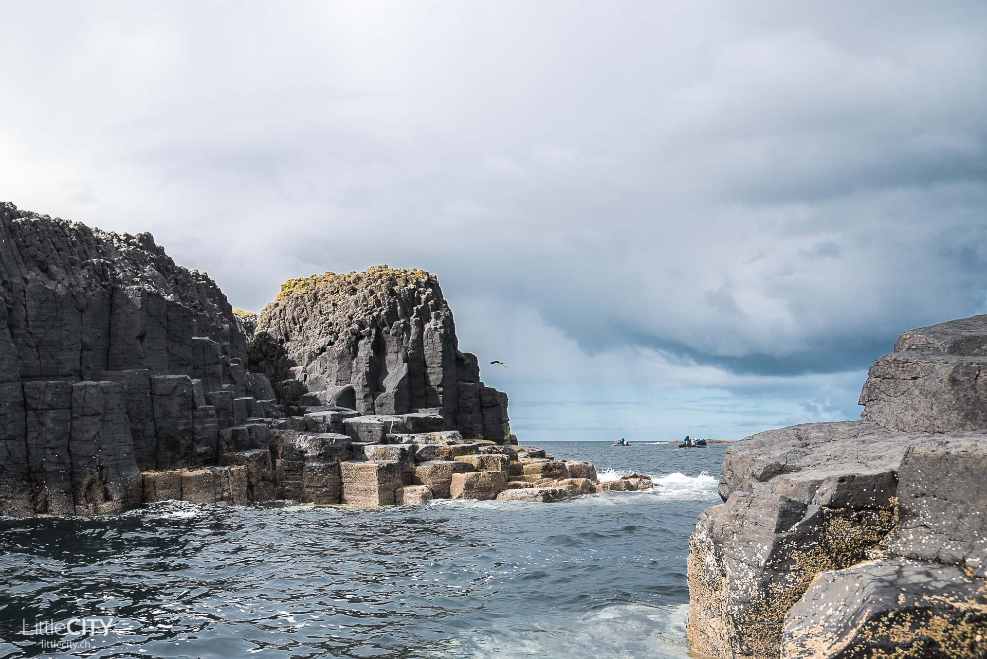 Staffa Schottland Vulkaninsel