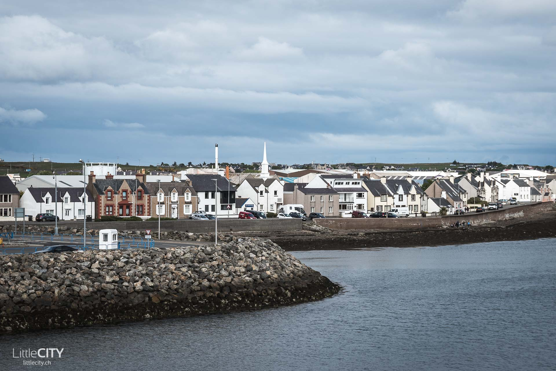 Stornoway Harris and Lewis Schottland