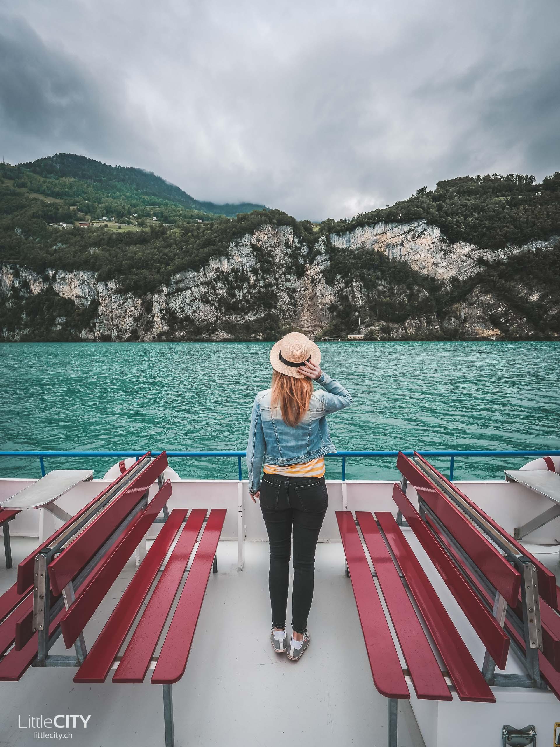 Walensee Schifffahrt