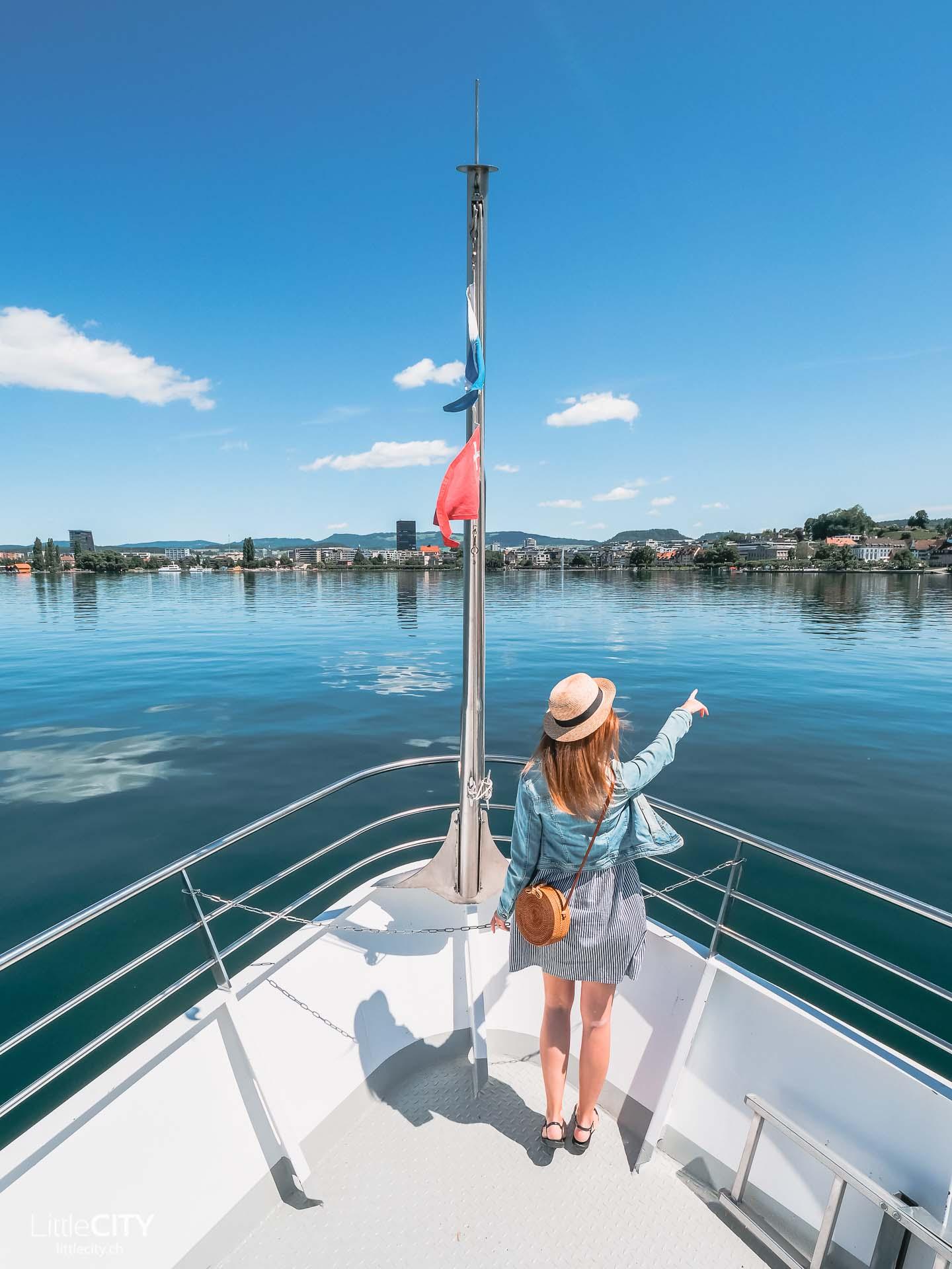 Zugersee Ausflug See Schweiz