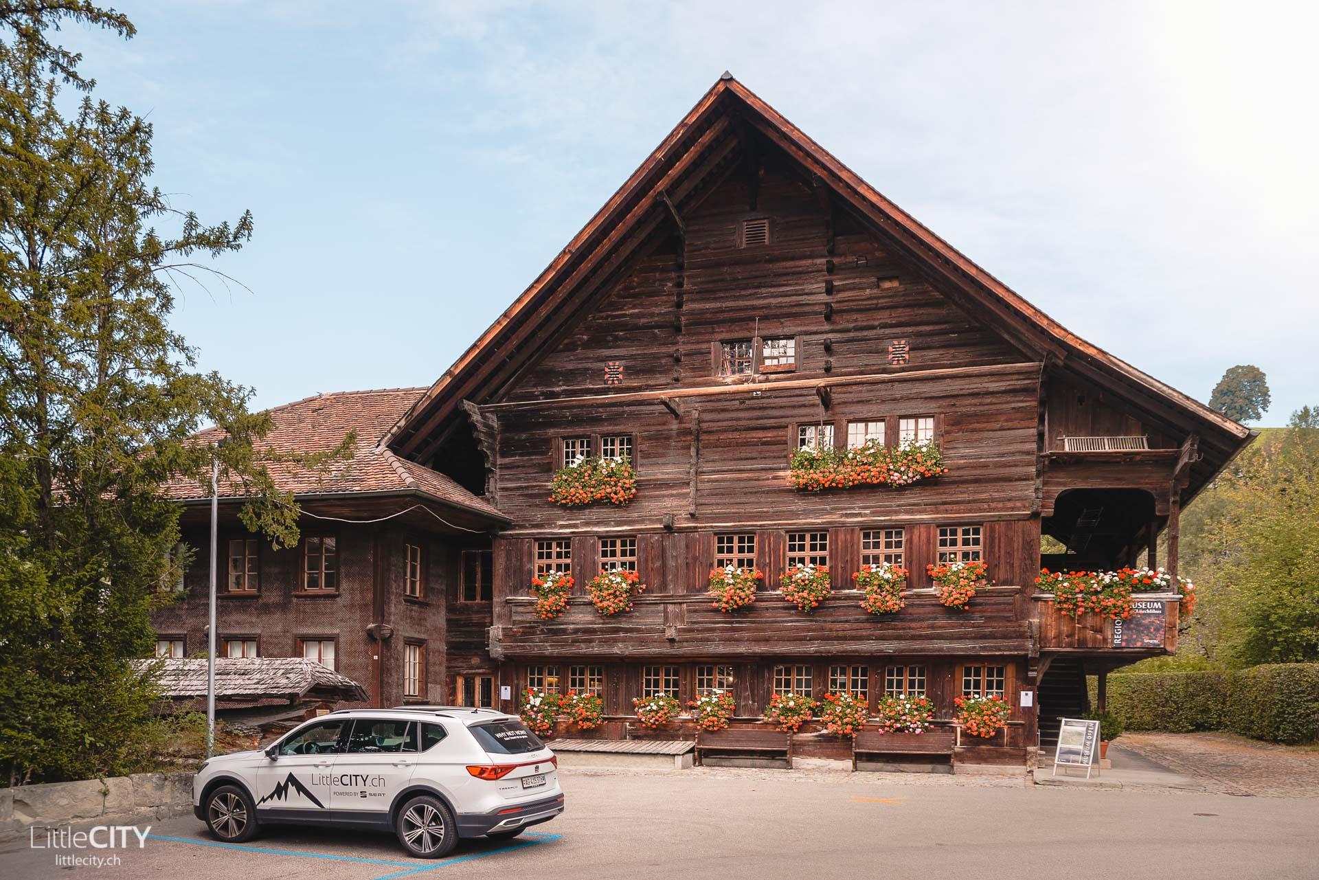 Chächlihus Langnau Emmental Ausflugstipp