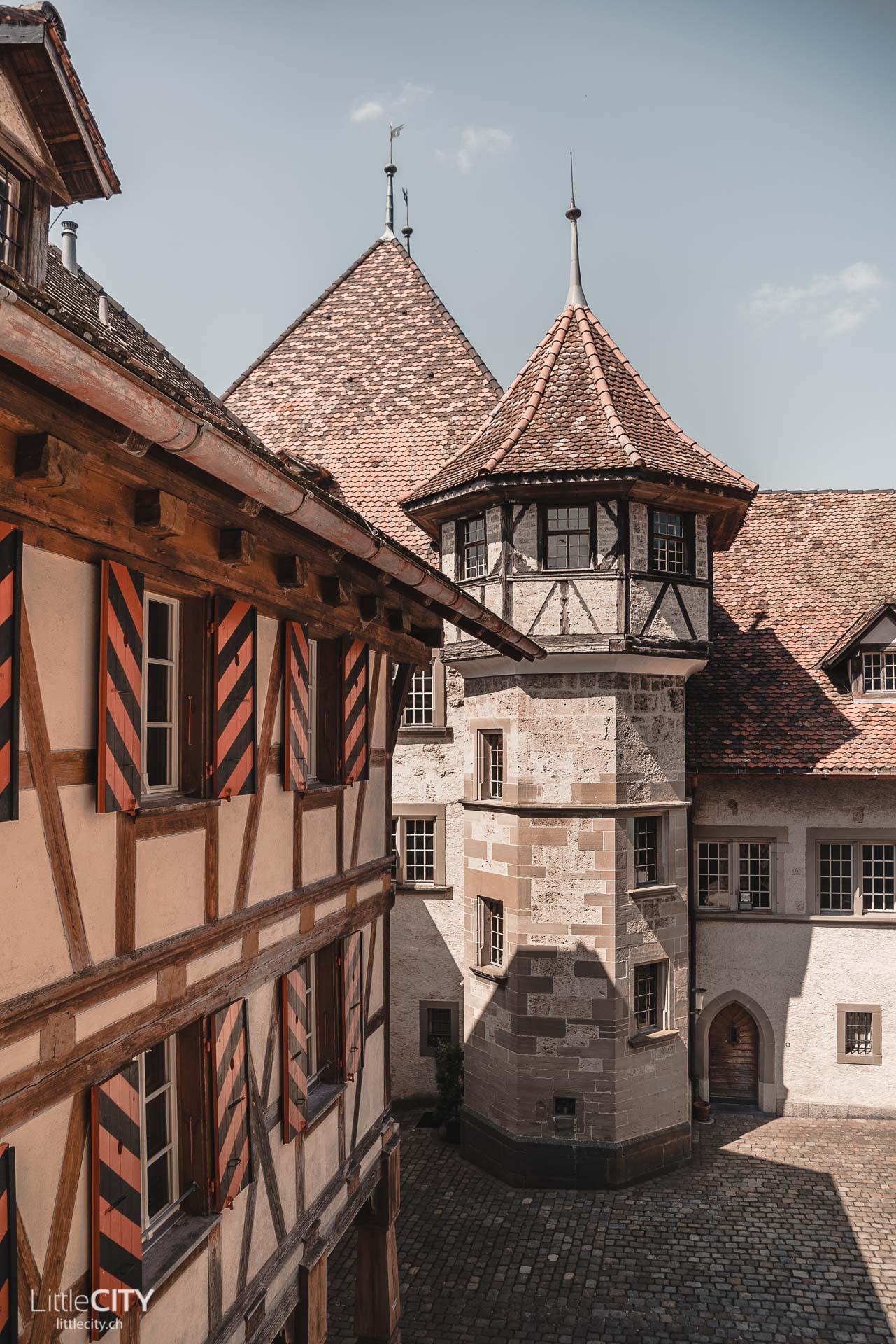 Schloss Trachselwald Emmental Ausflugstipp