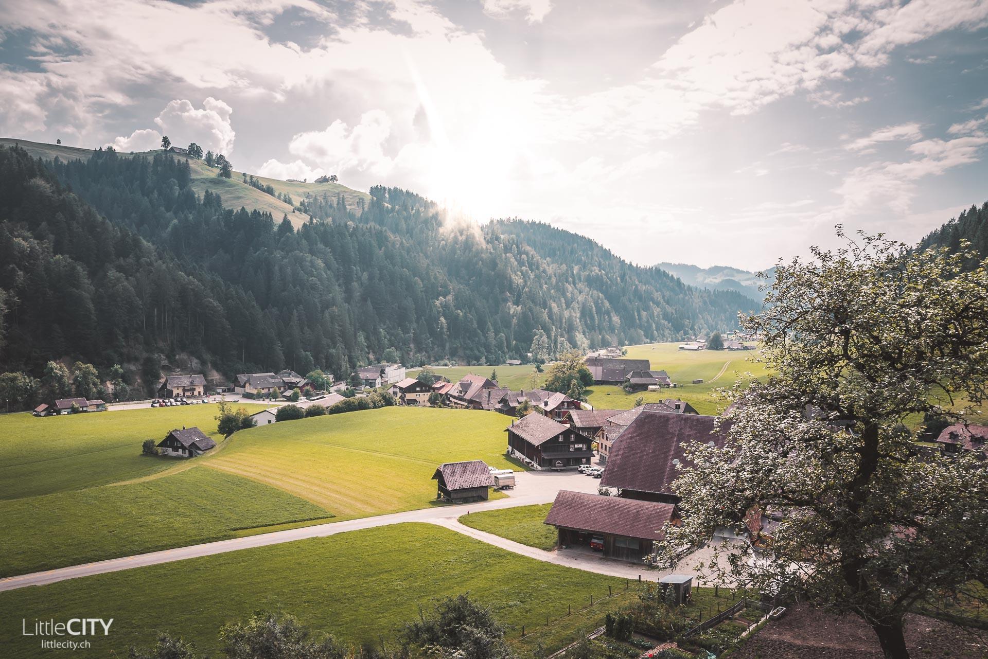 Trub Schönstes Dorf im Emmental