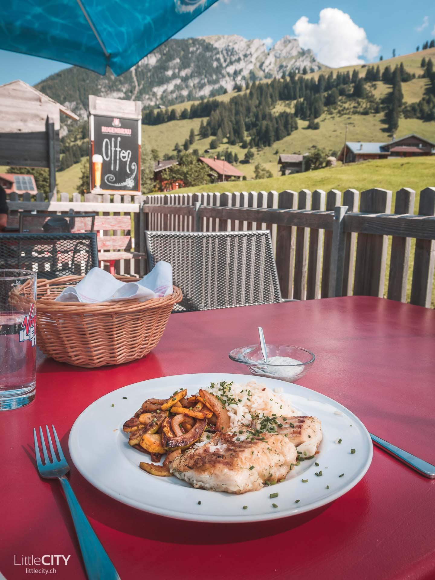 Diemtigtal Restaurant Eggli Schwende Tipp