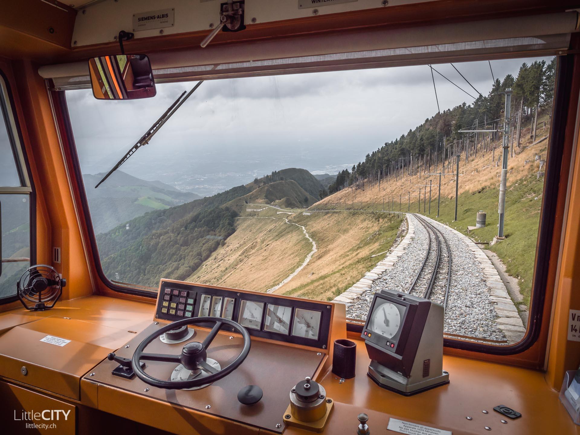 Monte Generoso Bahn