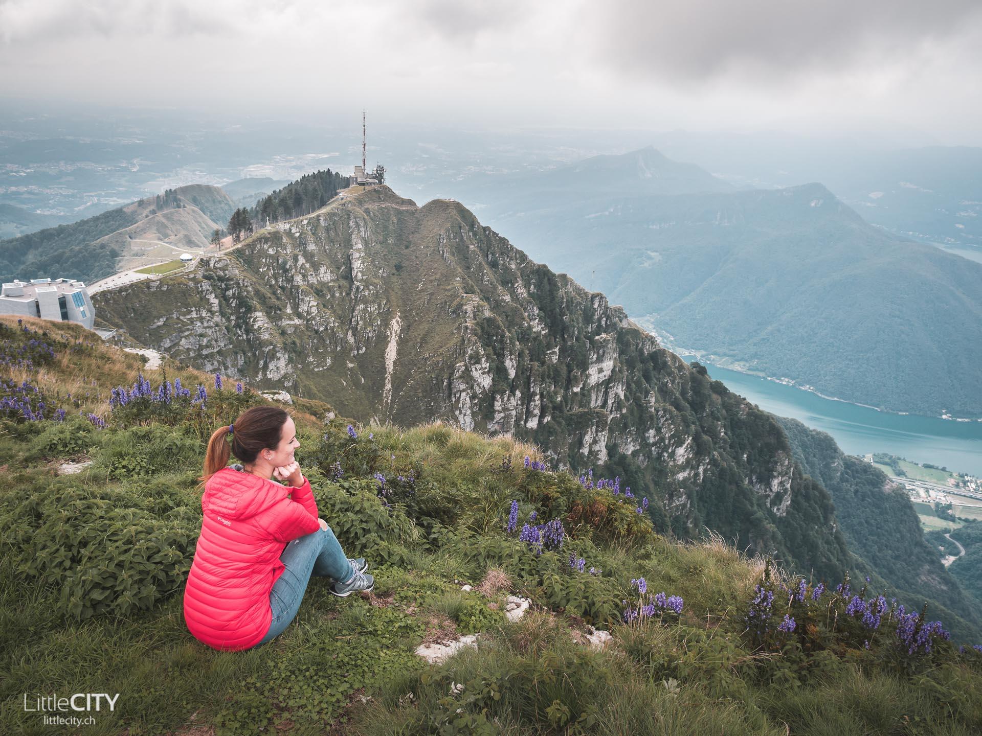 Monte Generoso Aussichtsberg Tessin