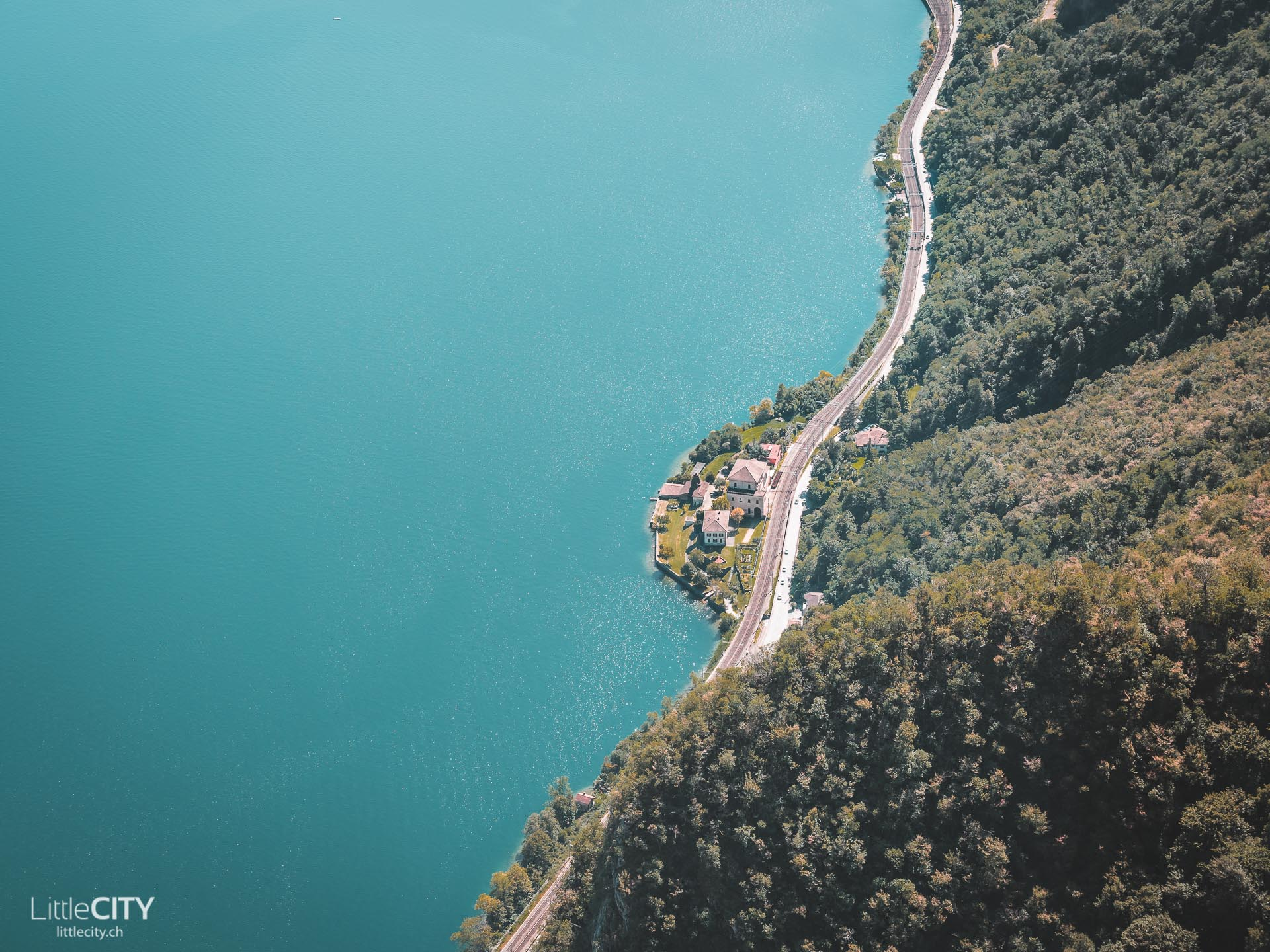 San Salvatore Aussichtsberg Lugano