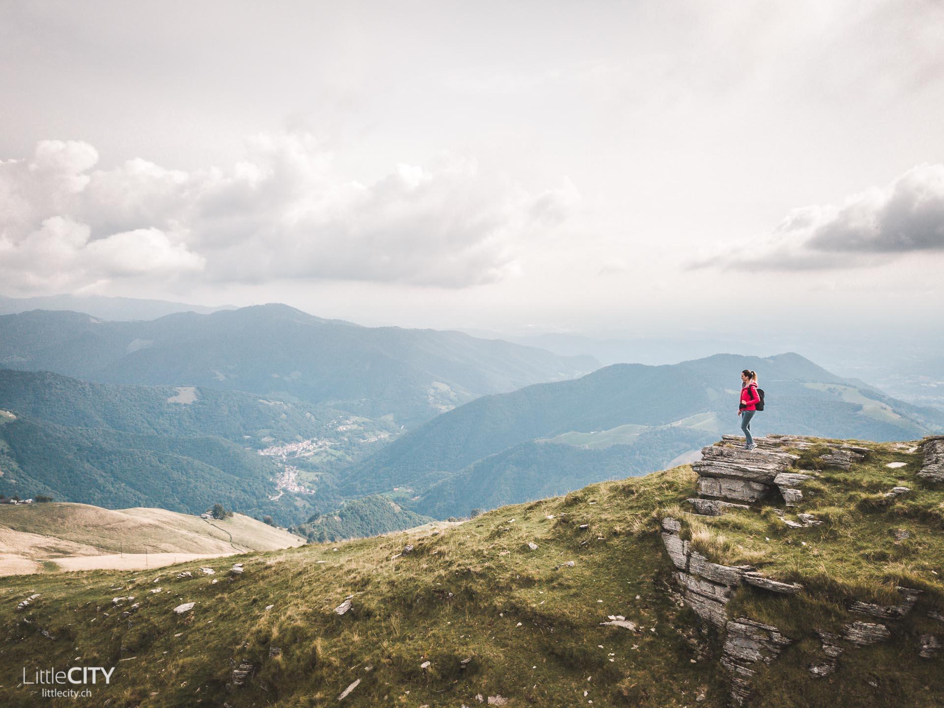 Wanderung Monte Generoso