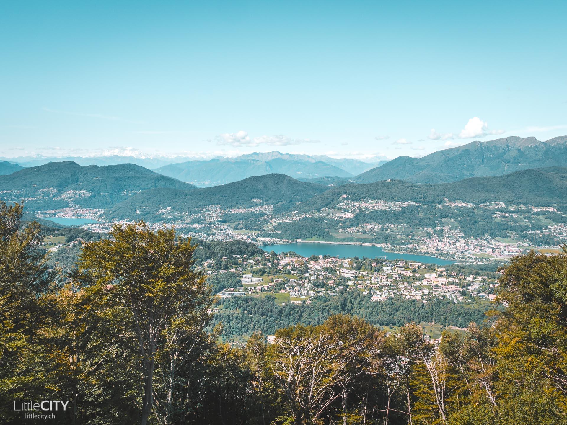 Wanderung Monte Sansalvatore