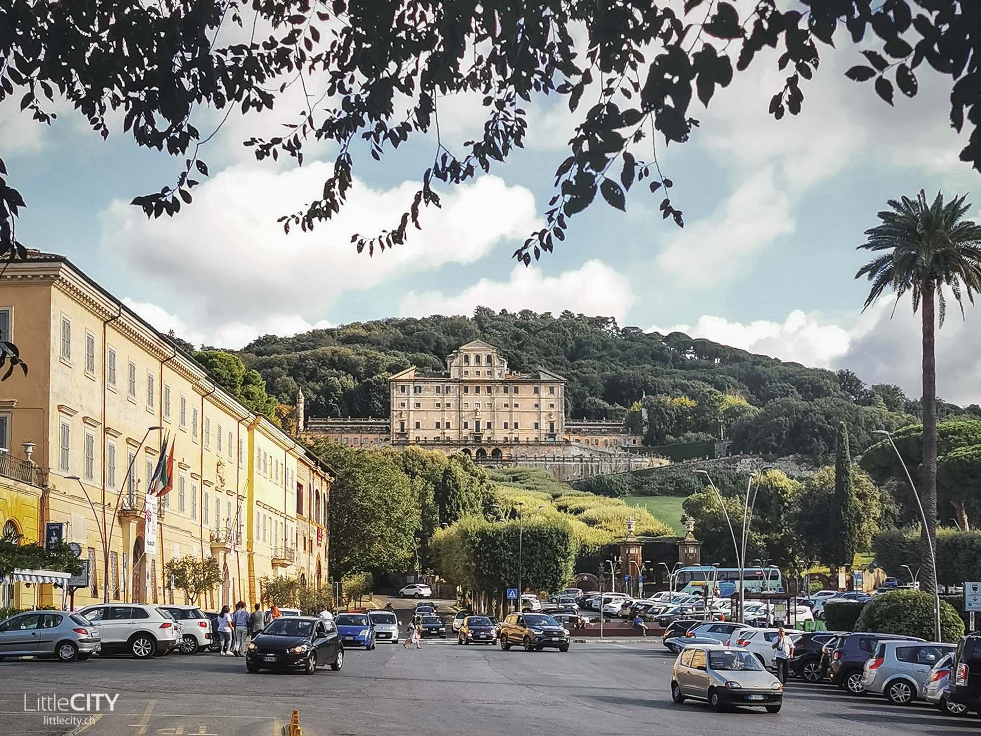 Frascati Ausflugstipp von Rom aus