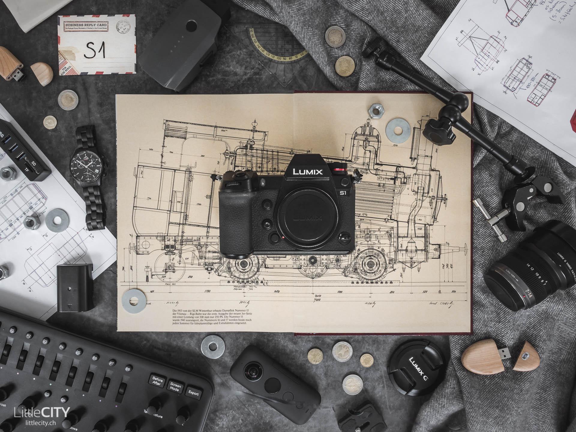 Lumix S1 Reiseblogger Fotoausrüstung