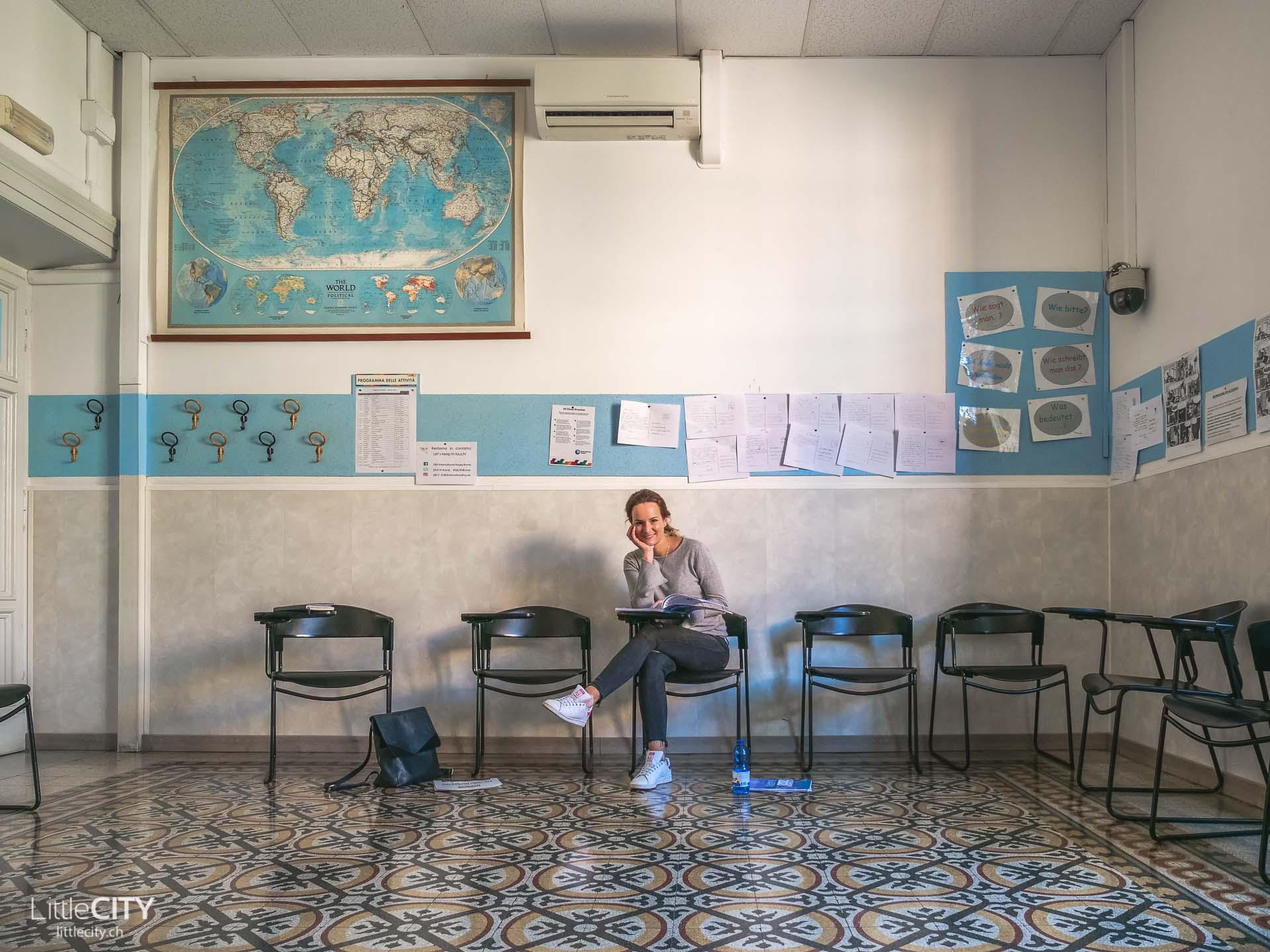 Dilit Rom Sprachschule
