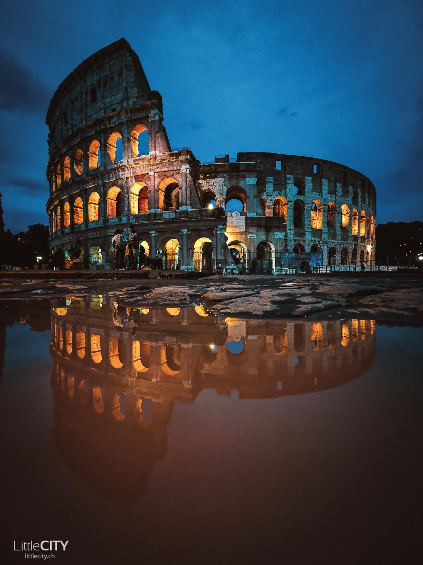 Kolosseum Rom top Sehenswürdigkeiten