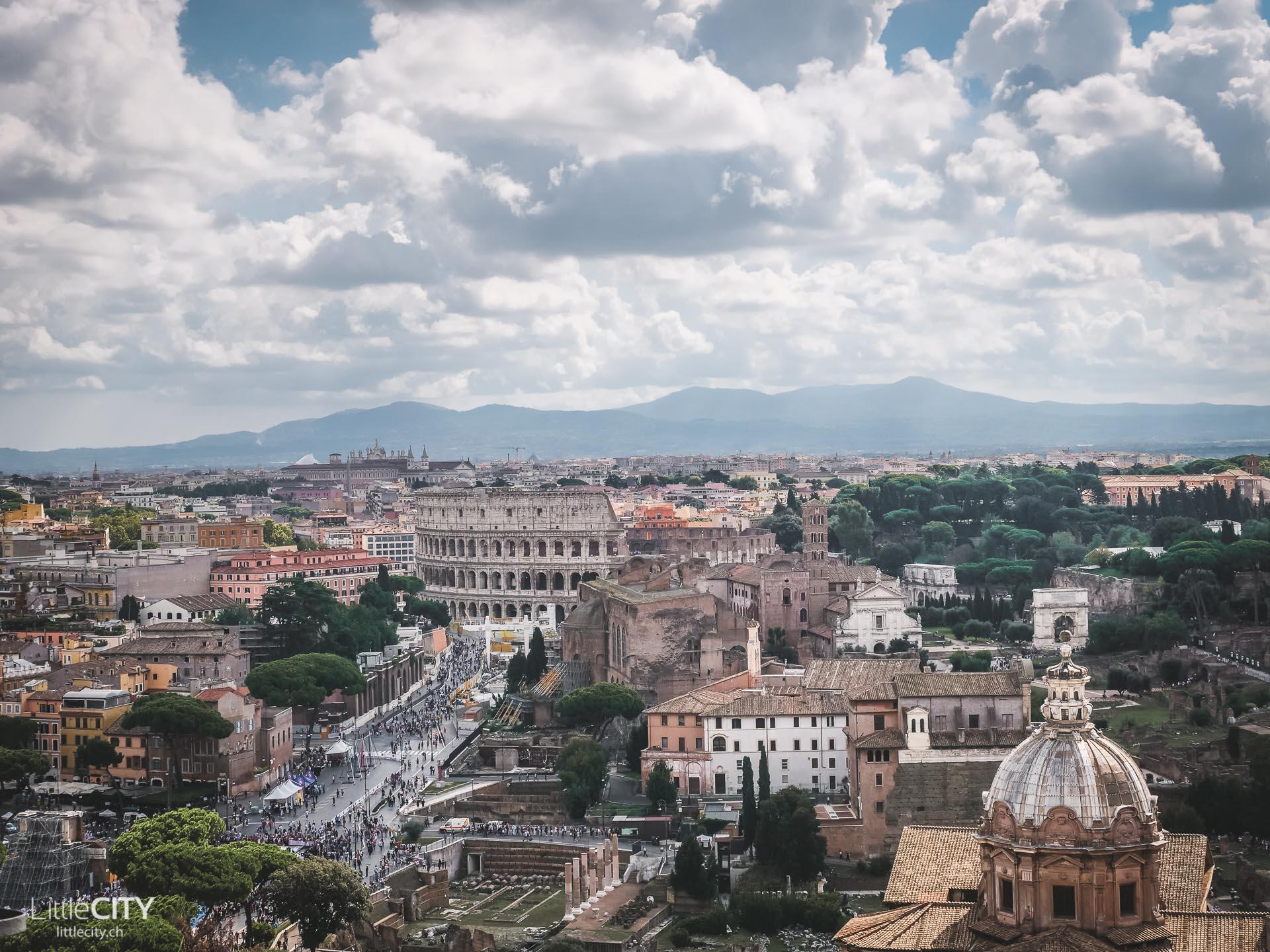 Kolosseum Rom Reisetipps