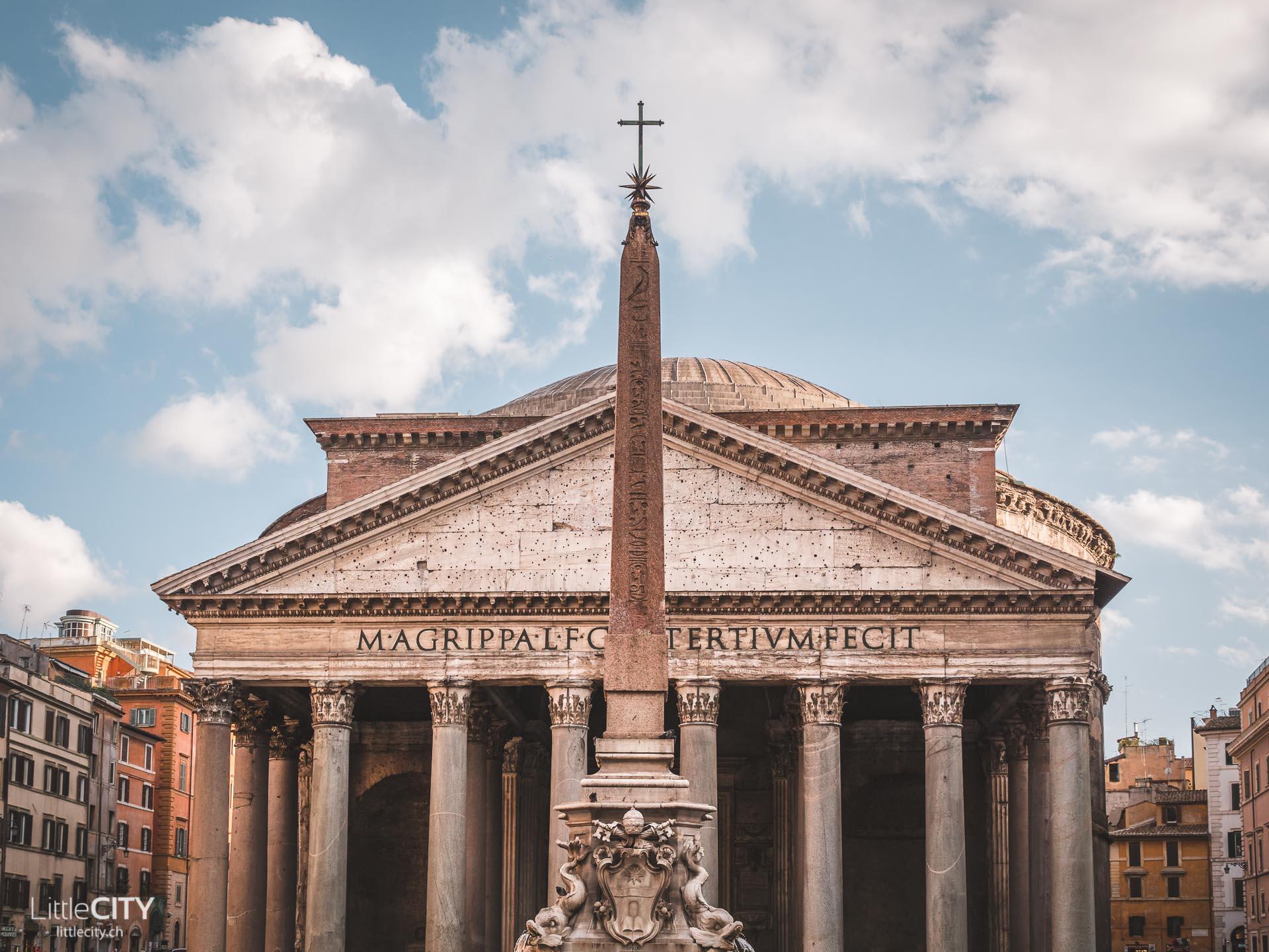 Pantheon Rom Sehenswürdigkeiten