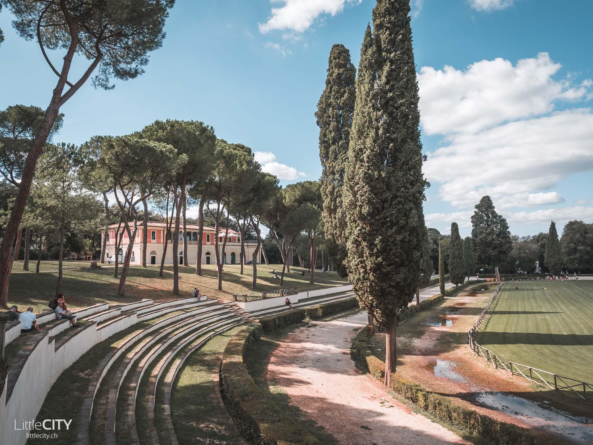 Rom Villa Borghese