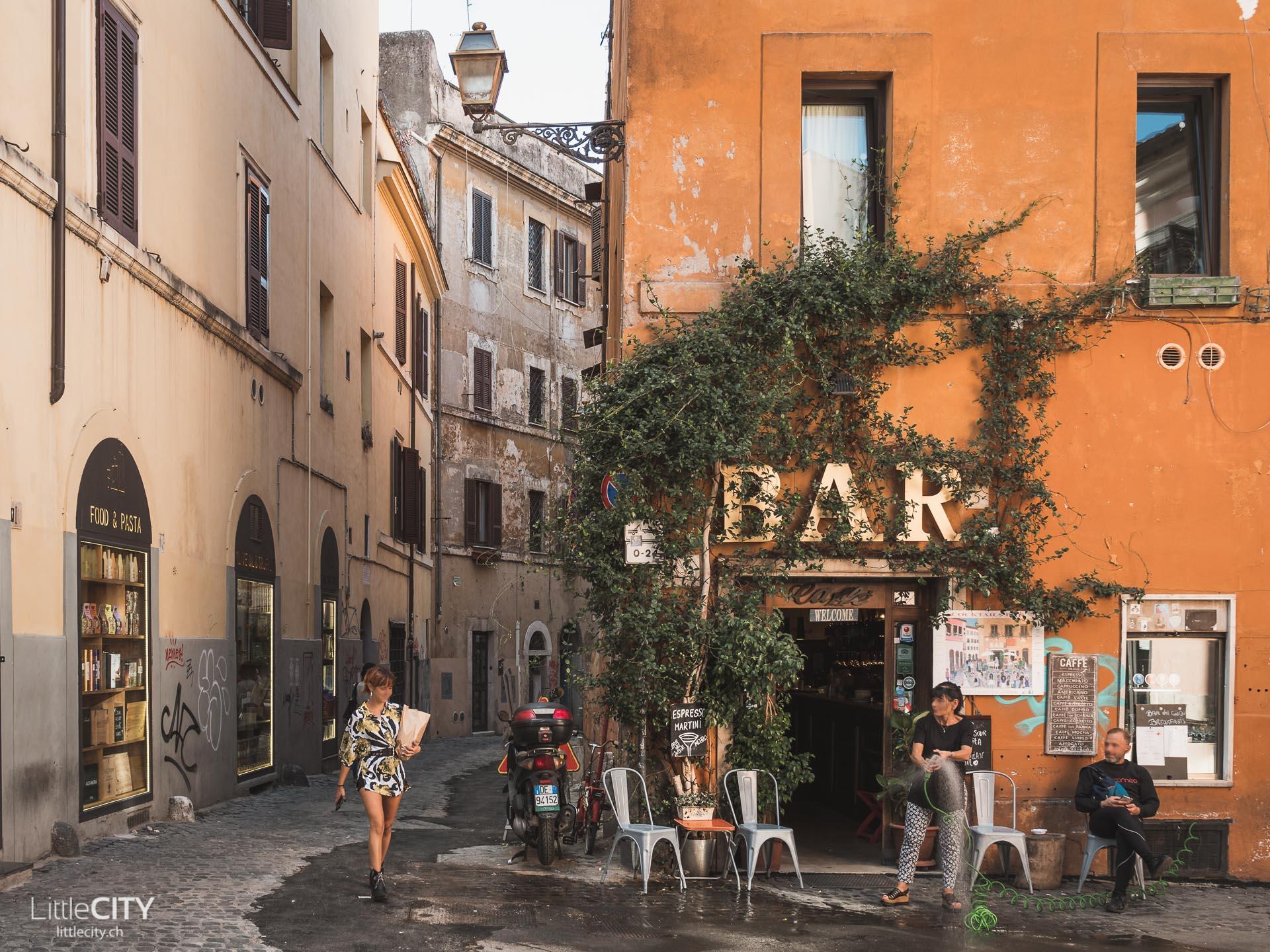 Trastevere Rom Reisetipps