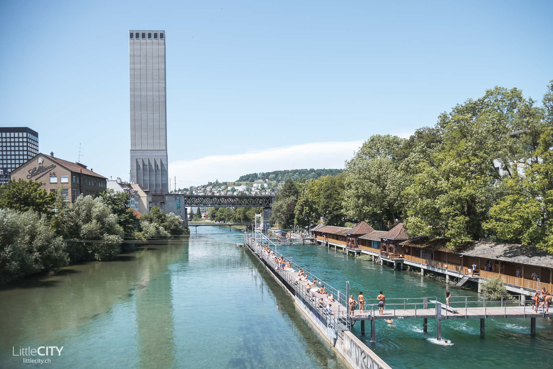 Zürich Unterer Letten Insider Tipp