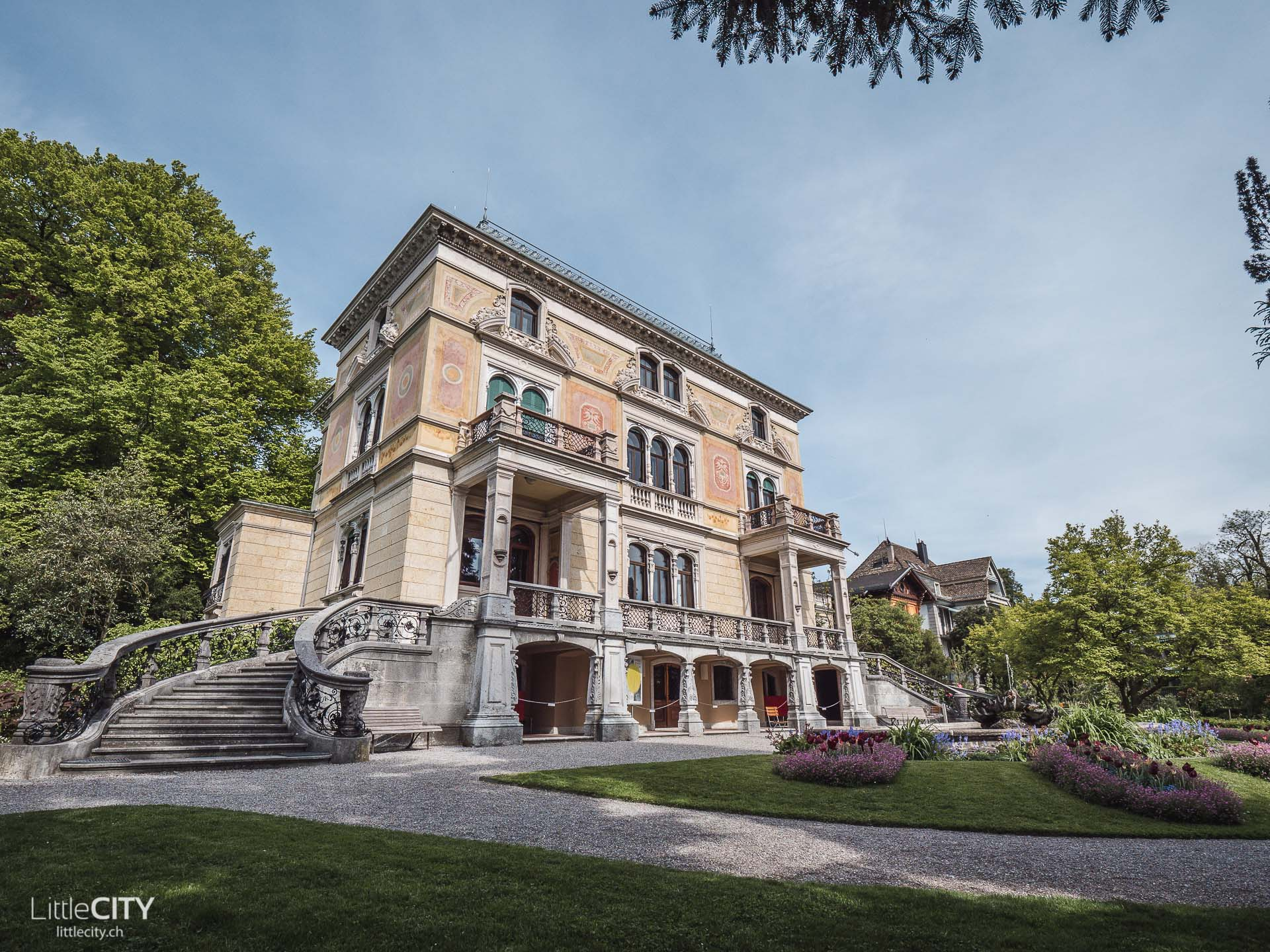 Villa Patumbah Zürich Insider Tipp