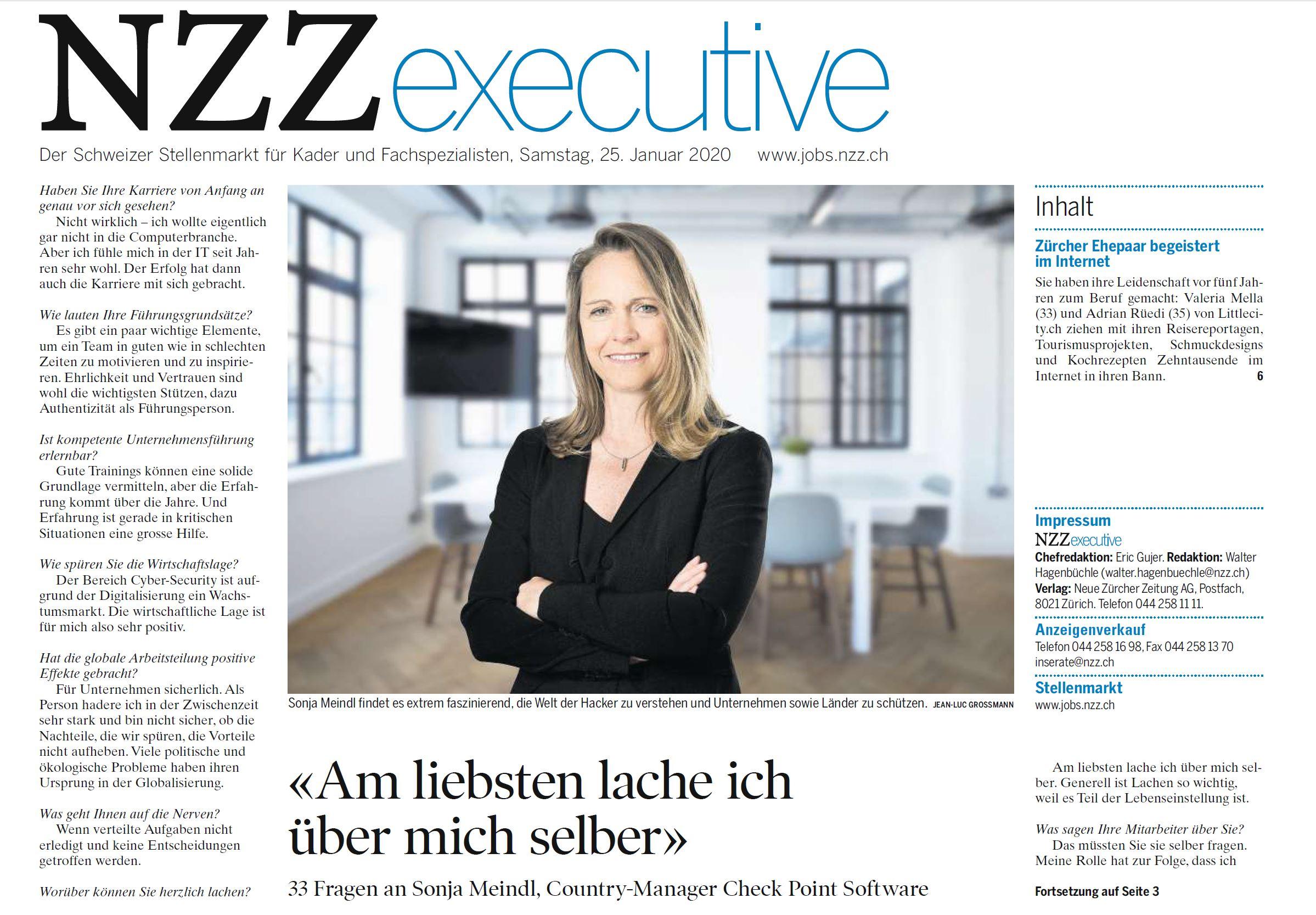 NZZ Executive LittleCITY Dominik Buholzer