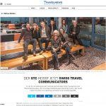 Travelnews Swiss Travel Communicators