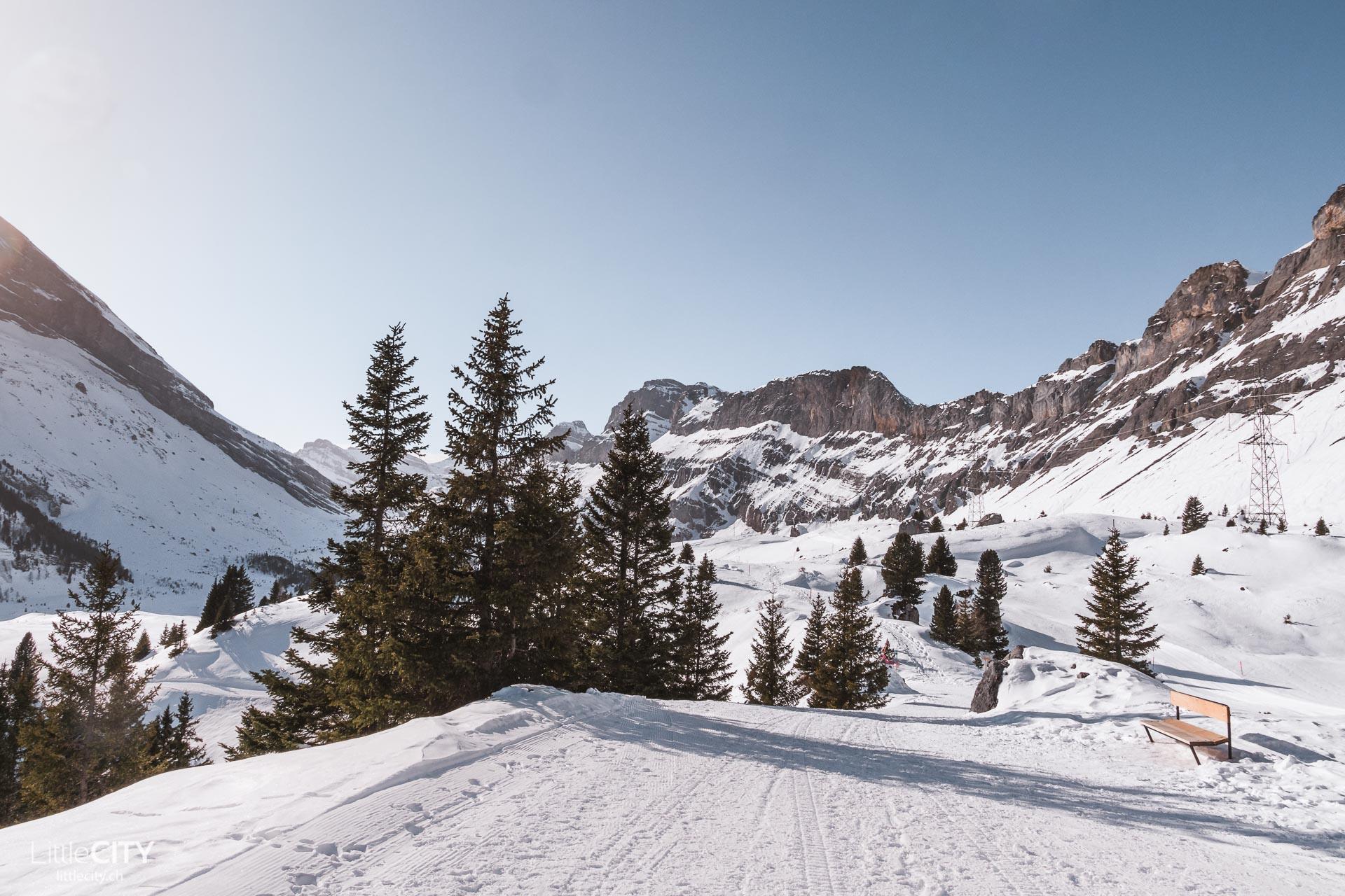 Gemmipass Wanderung Kandersteg