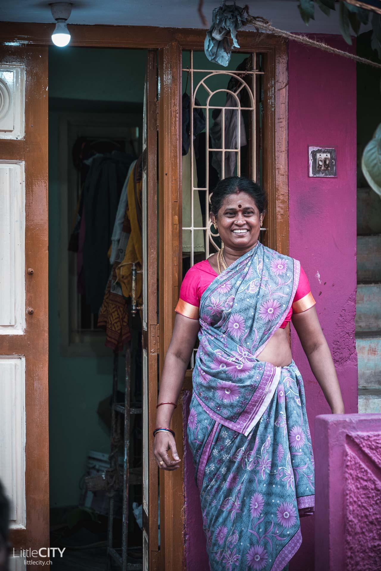 Madirai Tamil Nadu Indien Reise