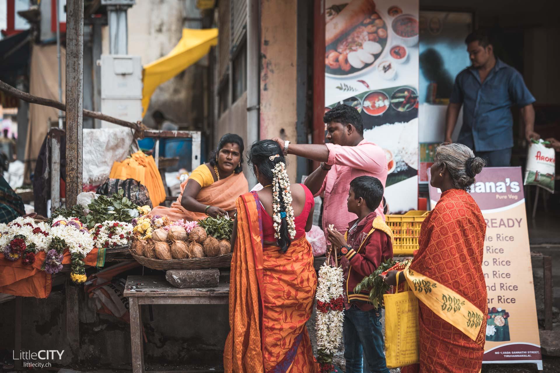 Tiruvannamalai Indien Reisebericht