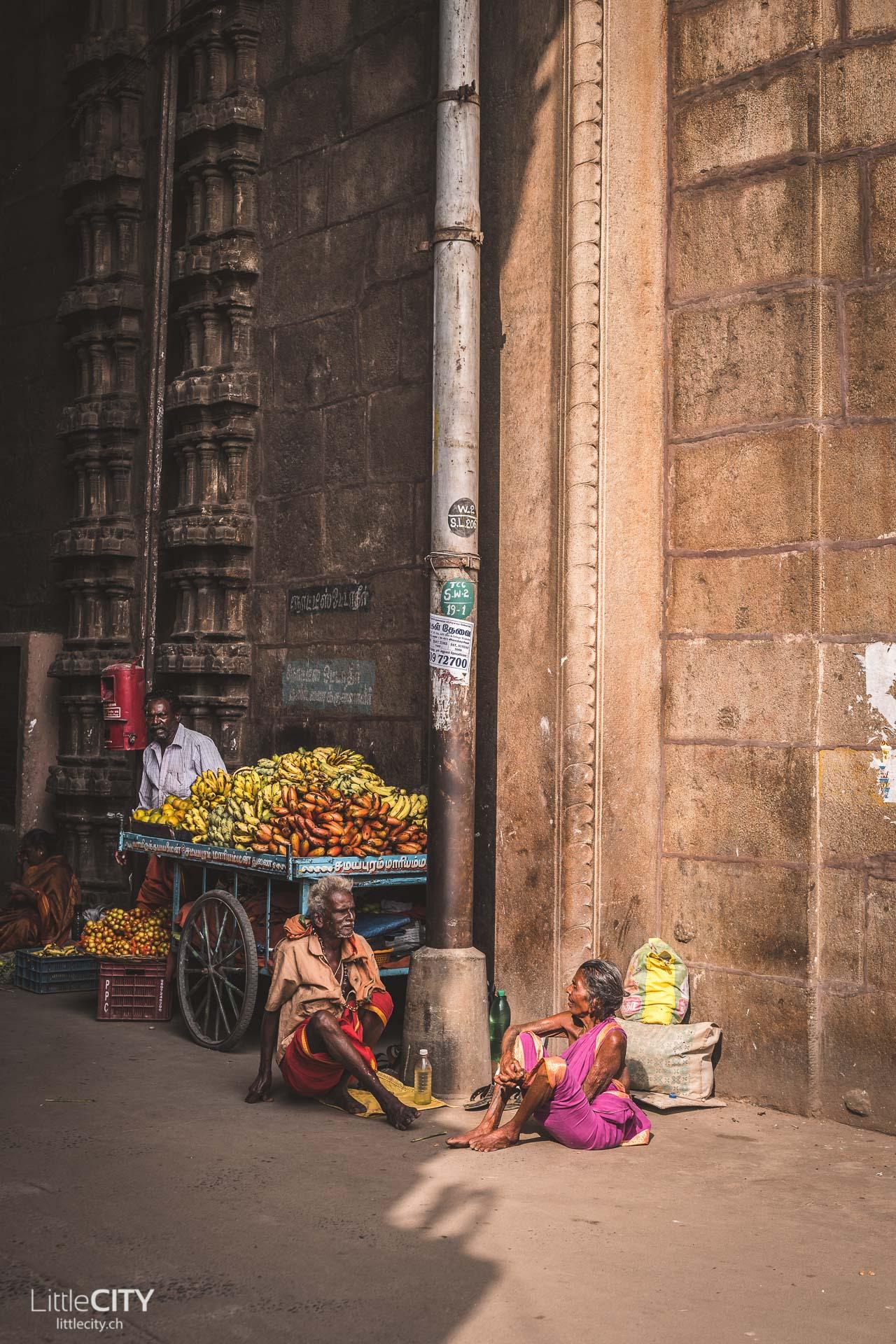 Srirangam Tamil Nadu Indien