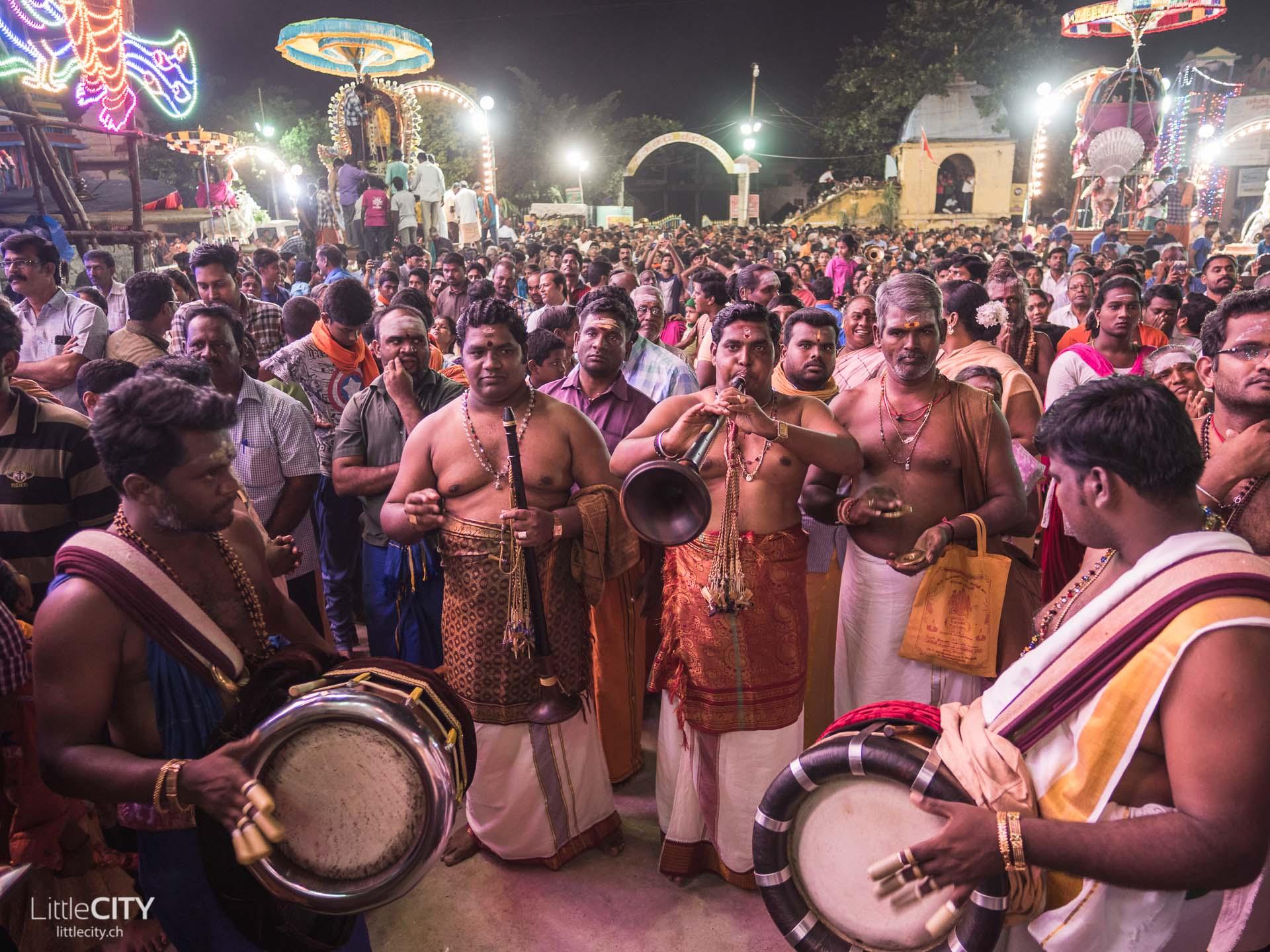 Tiruvannamalai Karthigai Deepam Festival Indien