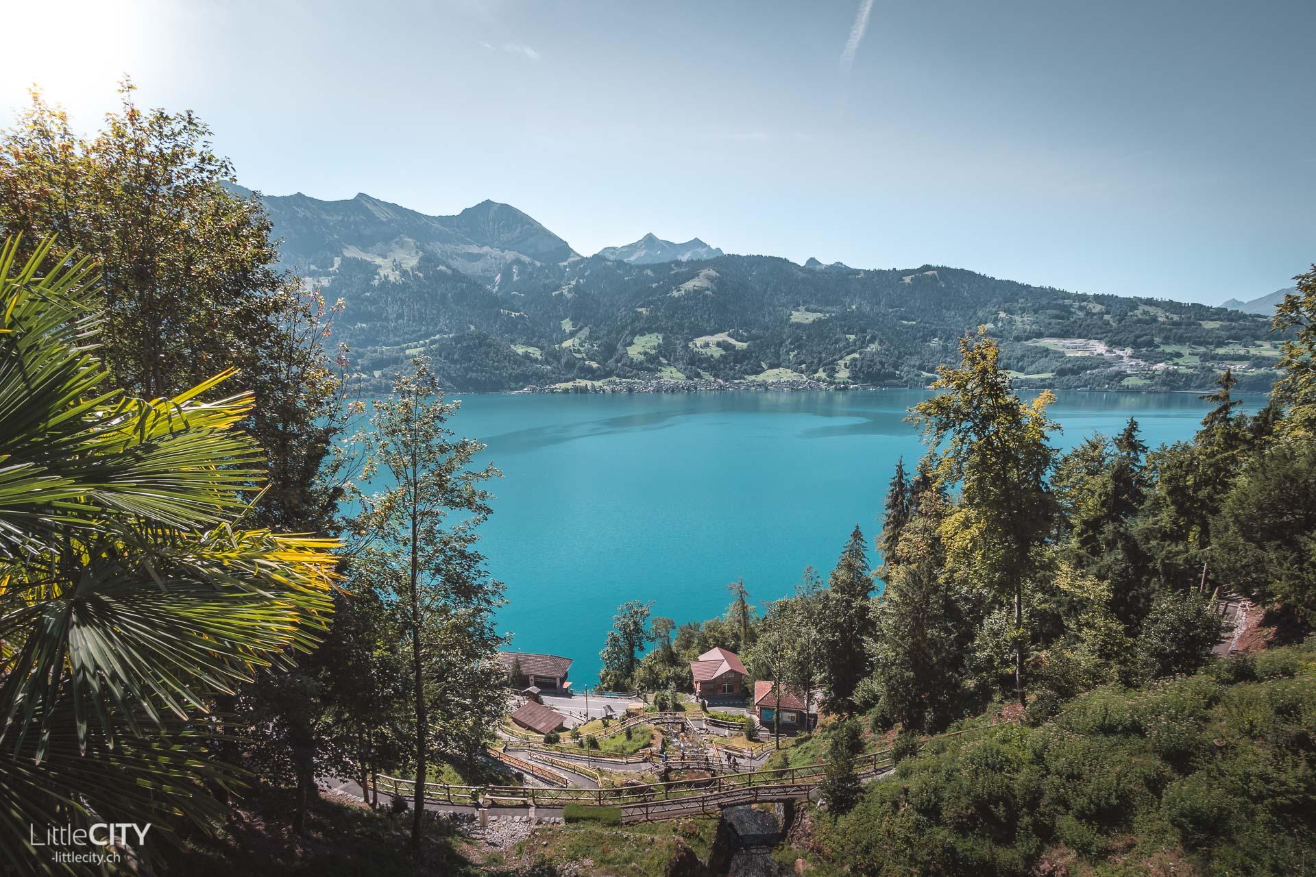St. Beatus-Höhlen Ausflugstipp Berner Oberland