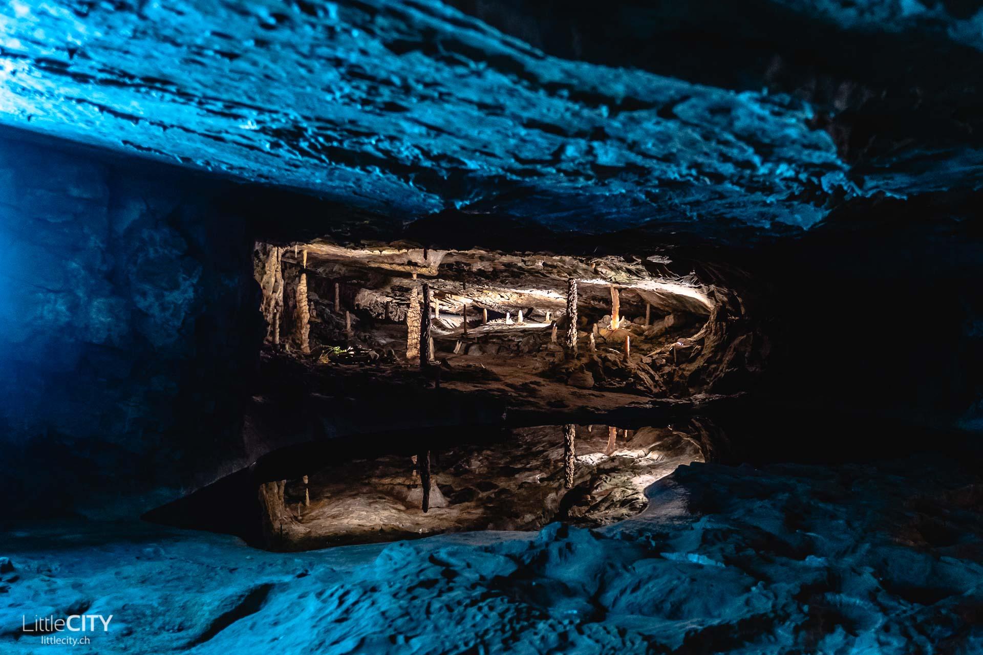 Tropfsteinhöhle St Beatus Höhle Thunersee