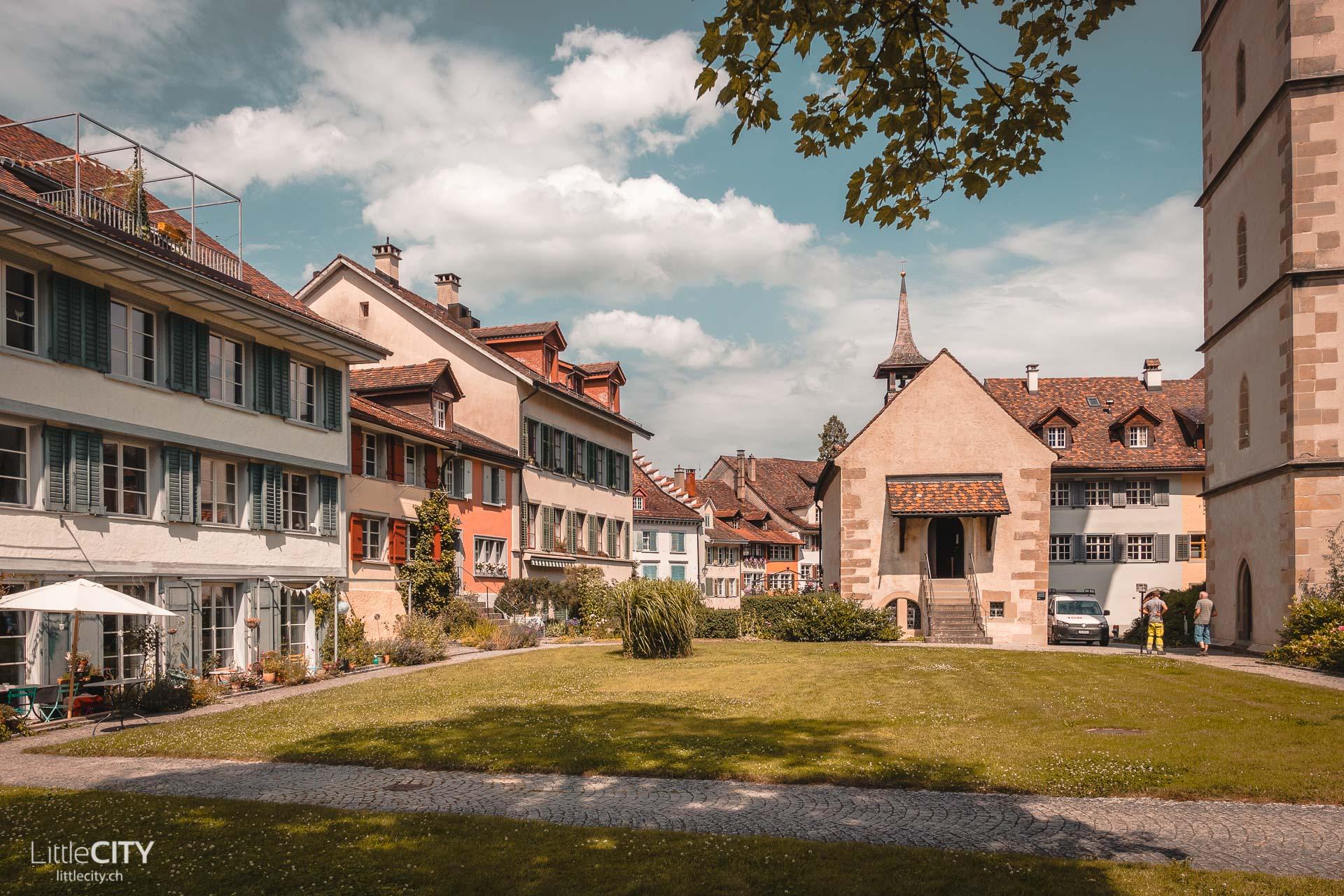 Bischoffszell Thurgau Sehenswürdigkeiten
