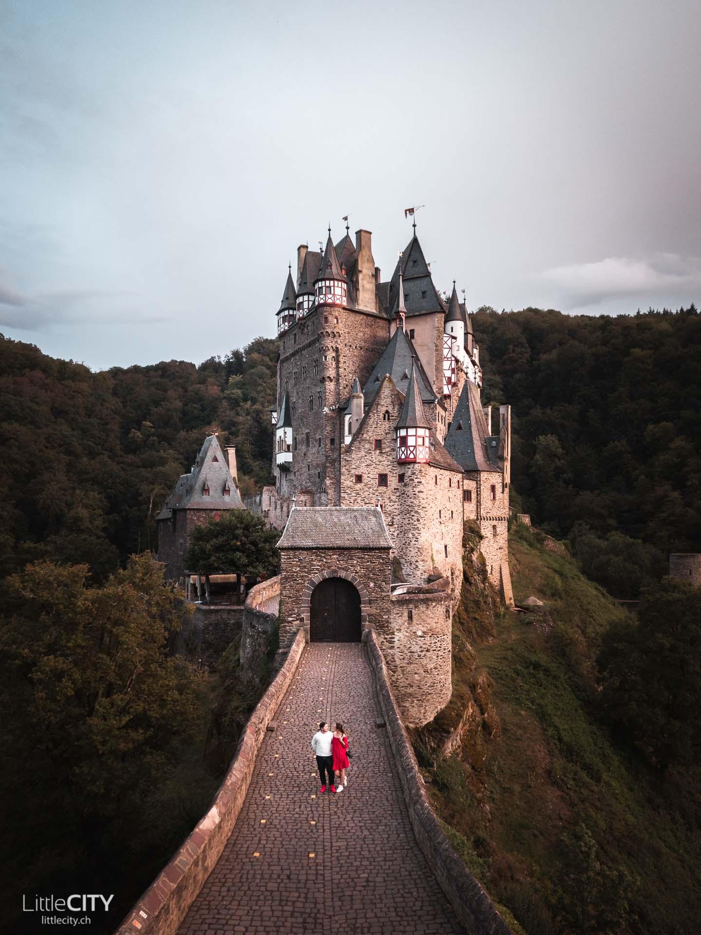 Burg Eltz Instagram Place