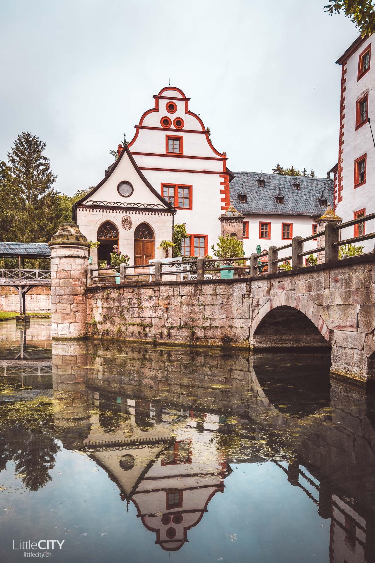 Schloss Grosskochberg Goethe