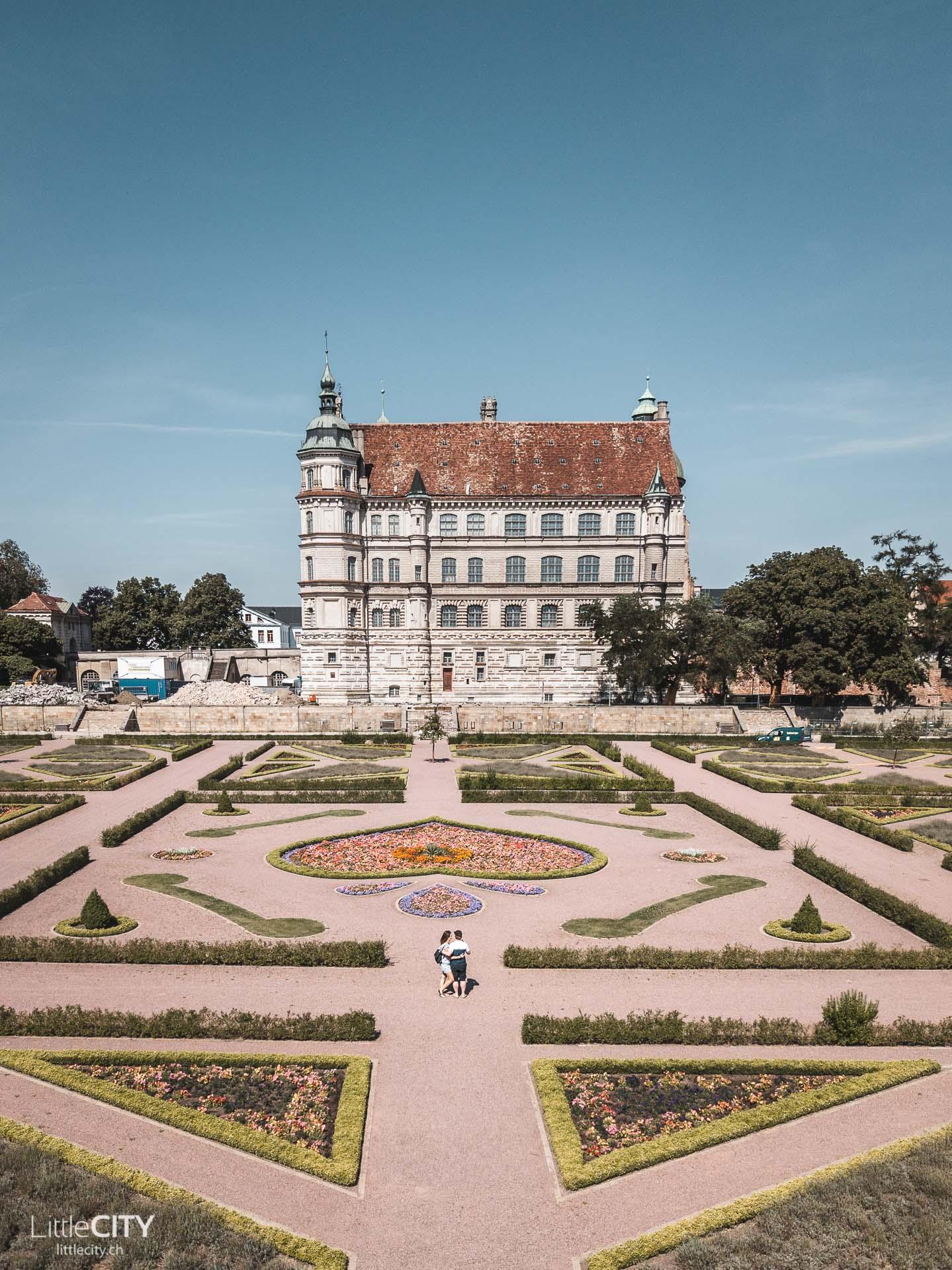 Schloss & Park Güstrow