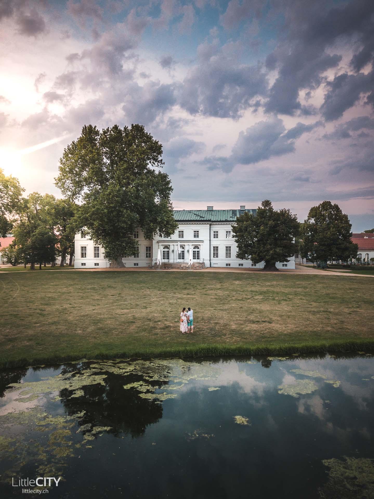 Schloss Neuhardenberg Brandenburg