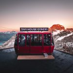 Tiny House Gondel Piz Nair
