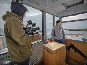 Deutsche Welle Interview Tiny House Gondel