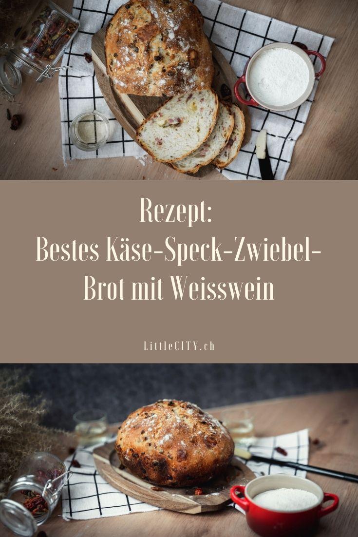Kse-Speck-Zwiebel Brot Rezept