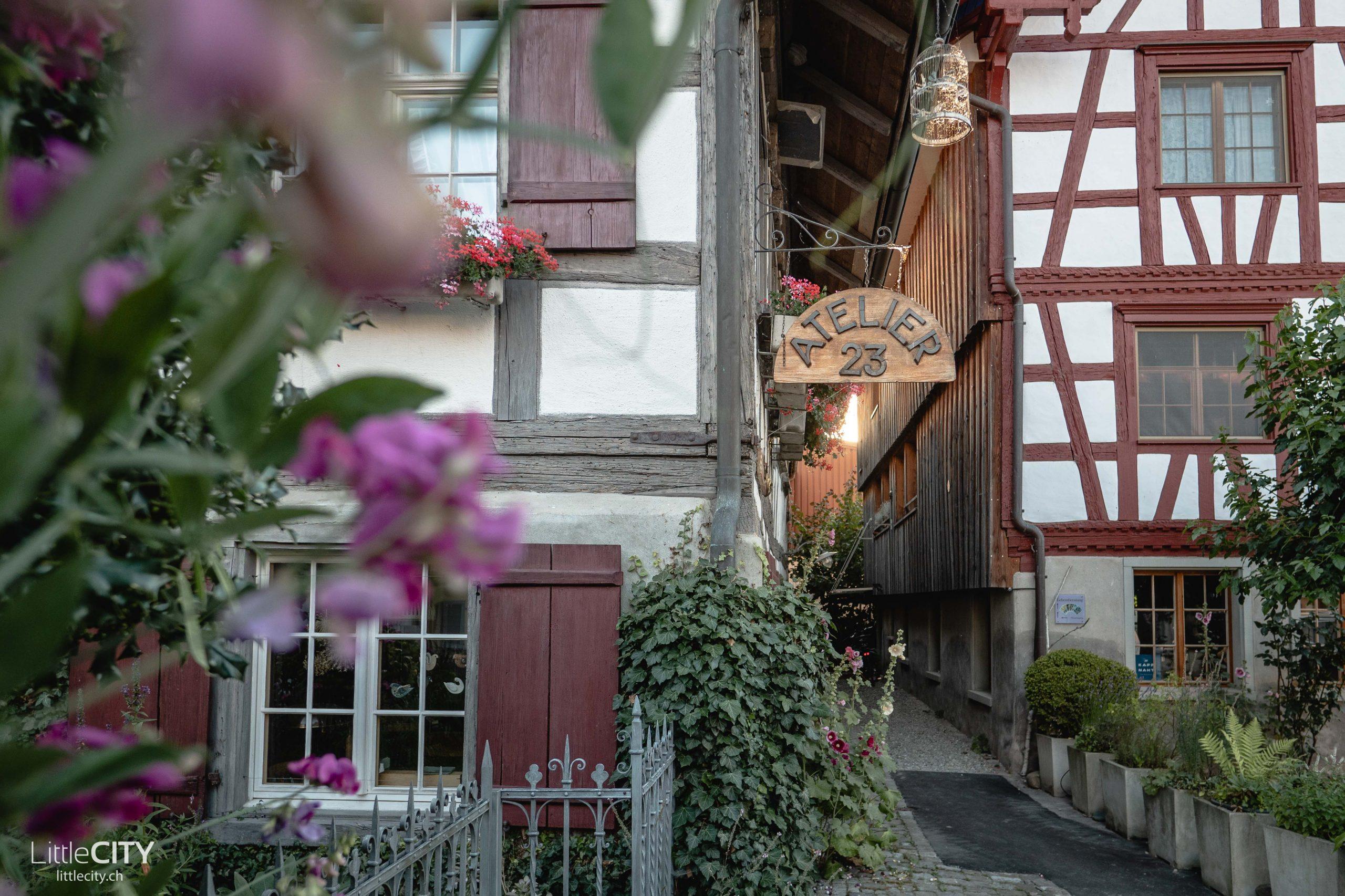 Gottlieben Thurgau Ausflugsziel