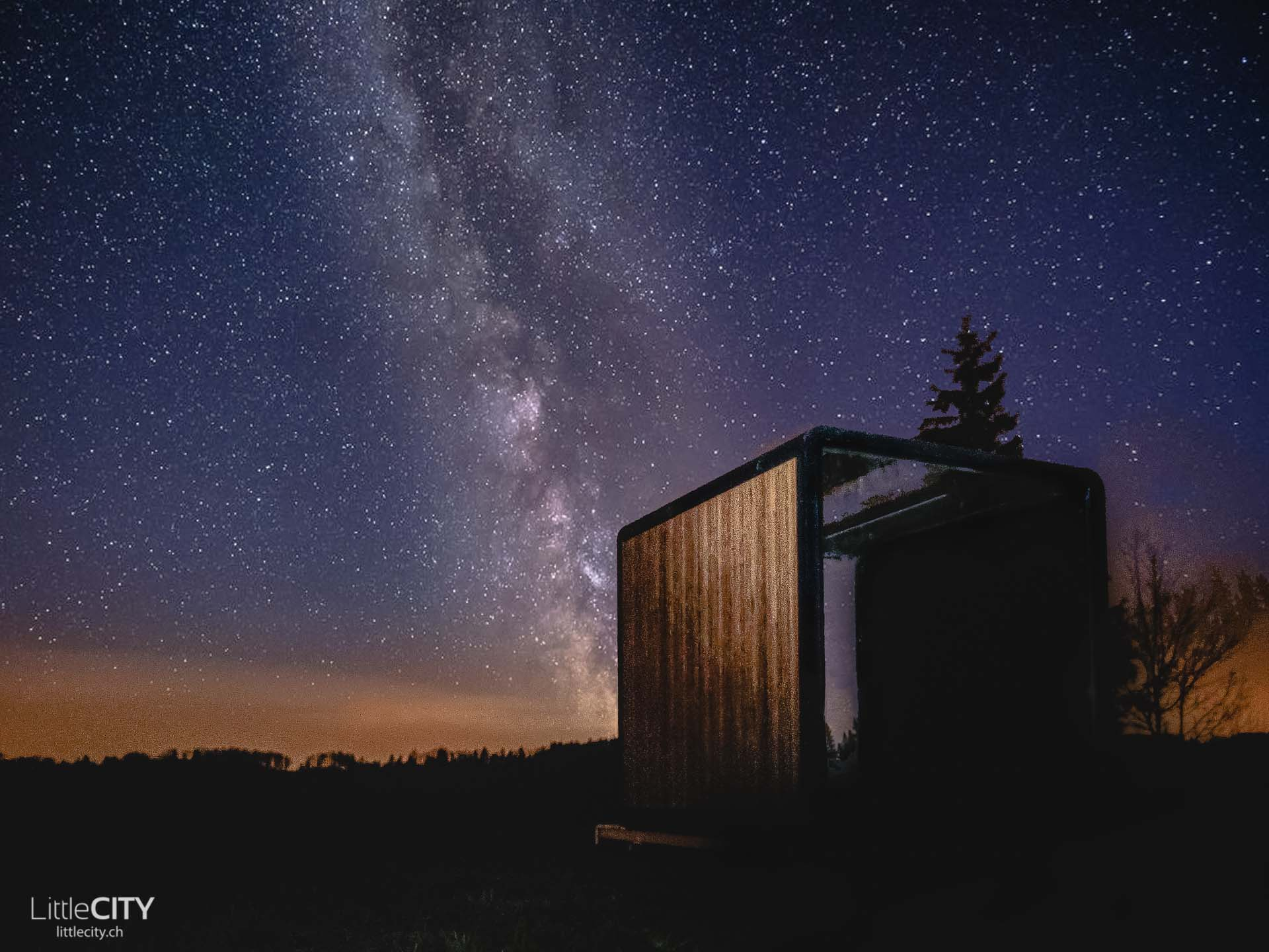 STAR BASE Sternenberg by LittleCITY.ch