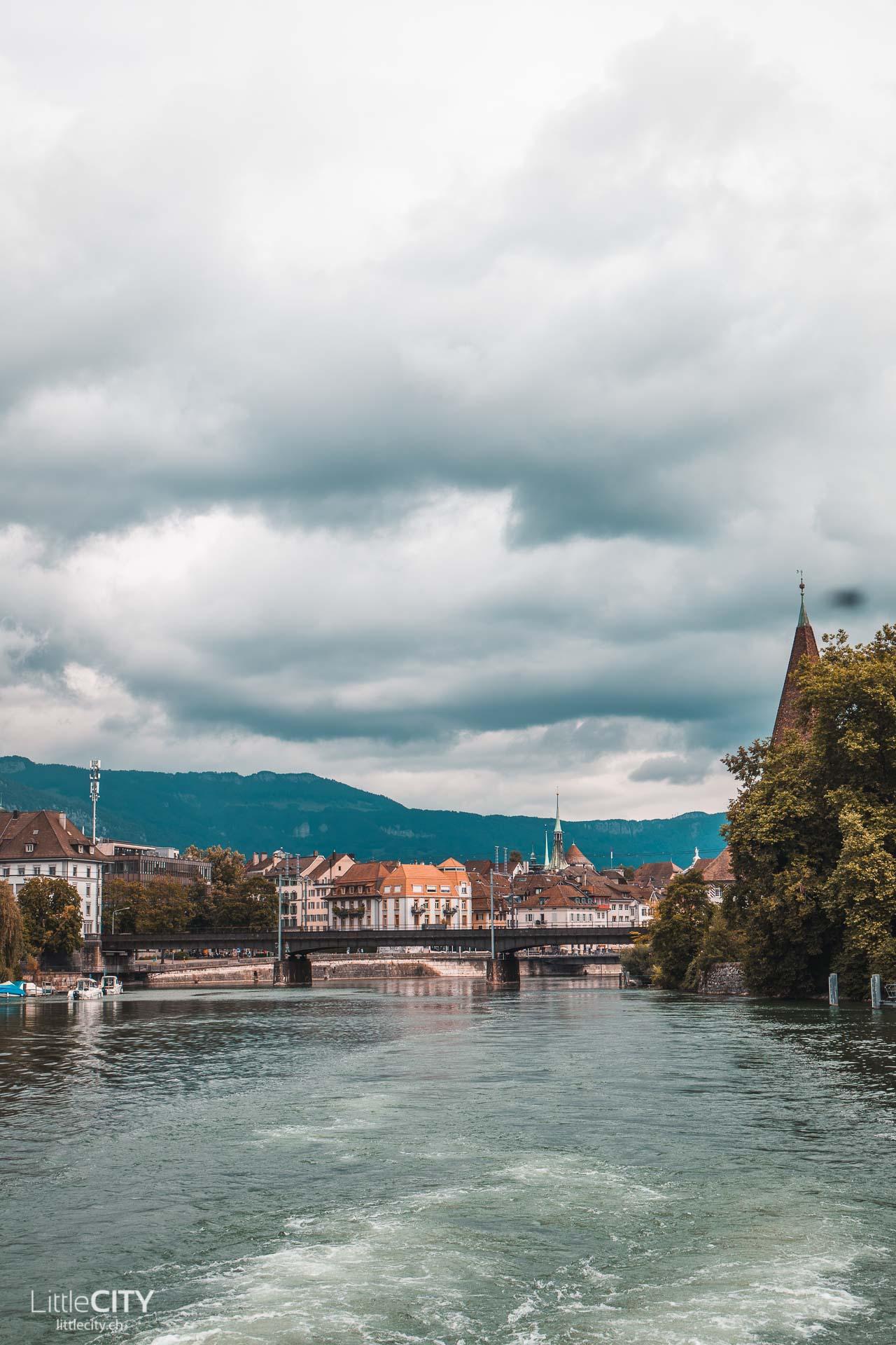 Solothurn Aarefahrt